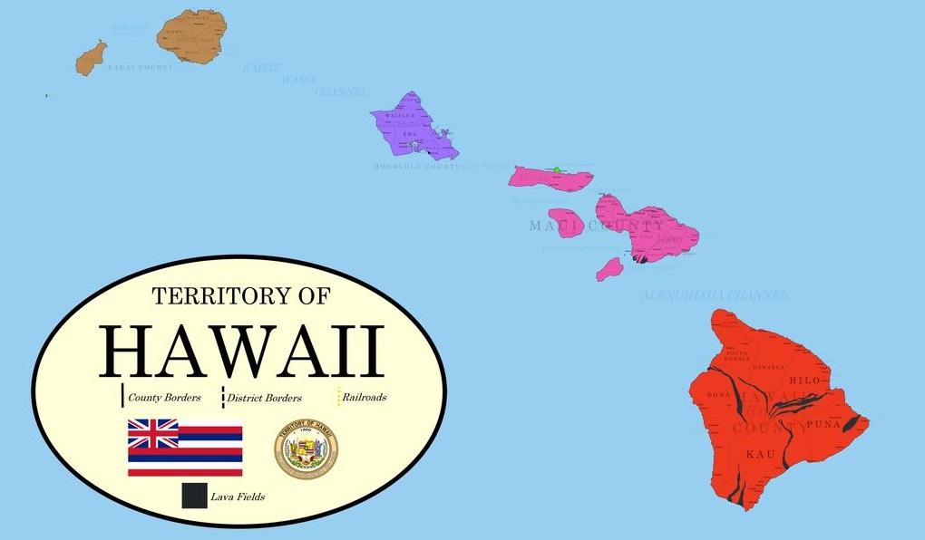 Hawaii Territory