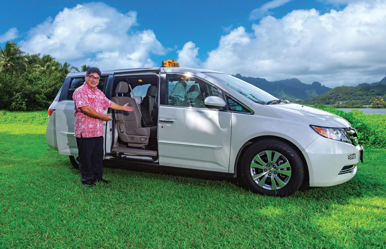 Hawaii Taxis